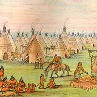 Native Americans In Texas Before Spanish Exploration