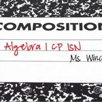 CP Algebra ISN