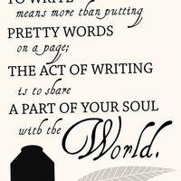 Creative Writing 3