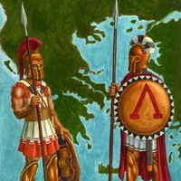 Ames-P6-Athens & Sparta