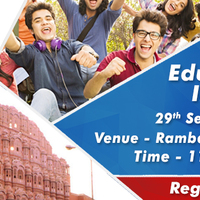 Jaipur to Host a One Day Education Fair:  2016 Admission & Asses