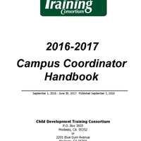 2016-2017 Campus Coordinator Handbook