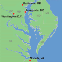 Fallsmead's Impact on the Chesapeake Bay