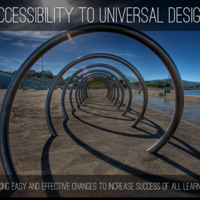 Accessibilty of Universal Design
