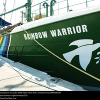 History Year 11 : Rainbow Warrior