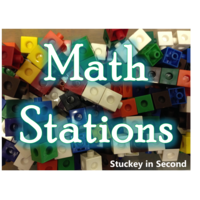 Mrs. Stigall - Math Stations