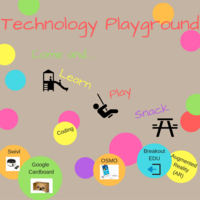 USD 418 Technology Playground