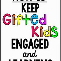 Gifted & Talented Resources