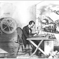 A. White-Industrial Revolution Inventions