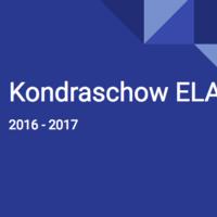 Kondraschow ELA