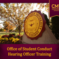 EDL 681-Online Student Conduct Hearing Officer Training