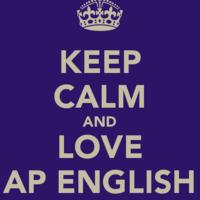 AP Lang Summer Assignment