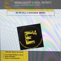 Copy of Hinds County School District Early Elementary ELA Curric