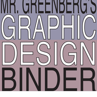 Mr. Greenberg - Graphic Design