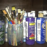 Taking Care of the Art Studio & Art Supplies