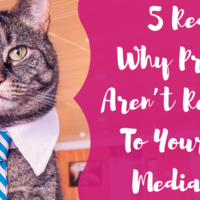 5 Reasons Why Prospects Aren���t Responding To Your Social Medi