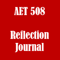 AET/508 Weekly Journal