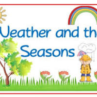 March - St. Patrick Day-Weather and Seasons - Kinder