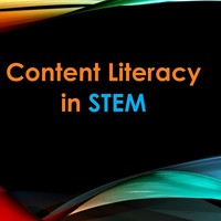 Supporting Content Literacy in STEM