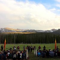 Camping and Ministry