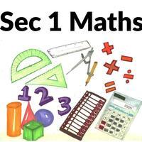 Secondary 1 Math