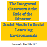 A Social Learning Environment: The Integrated Classroom