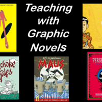 Genius Hour Project- Graphic Novels