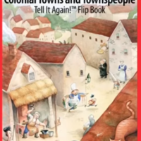 Colonial Towns and Townspeople - Kindergarten