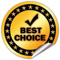 The Best Choice!