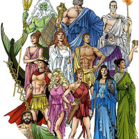 Greek/Roman Gods and Goddesses