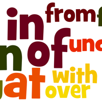 Prepositions: A Lesson and Materials