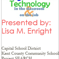Technology in the Classroom & On the Job