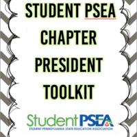 Student PSEA Chapter President's Toolkit