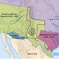 Unit 7 Early Statehood- Texas