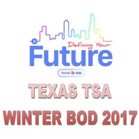 Texas TSA Winter BOD Meeting 2017