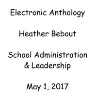 633 - School Administration & Leadership