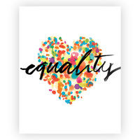 Struggles for Equal Rights Enrichment