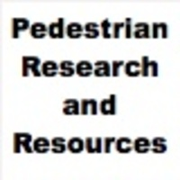 Pedestrian Research and Resources