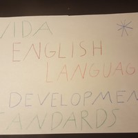 WIDA English Language Development Standards