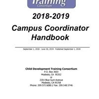 2017-2018 Campus Coordinator Handbook