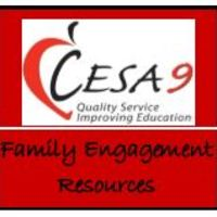 Family Engagement resources for school districts and families served by Cooperative Educational Service Agency #9.
