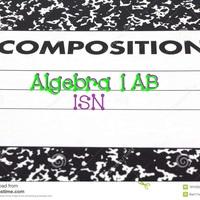 Algebra 1 AB 2017-2018