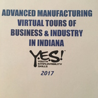Advanced Manufacturing Virtual Industry Tours: YES! Curriculum