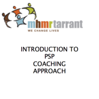 Primary Service Provider Resources