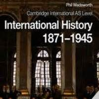 AS/ALevel History