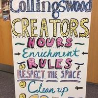 CollsCreators: Engaging the Community
