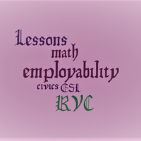 CIVICS with math  and employability integration