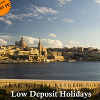 Low Deposit Holidays | Best Holiday escapes | Best Deals