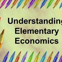 Economics for Elementary