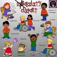 Different Disabilites